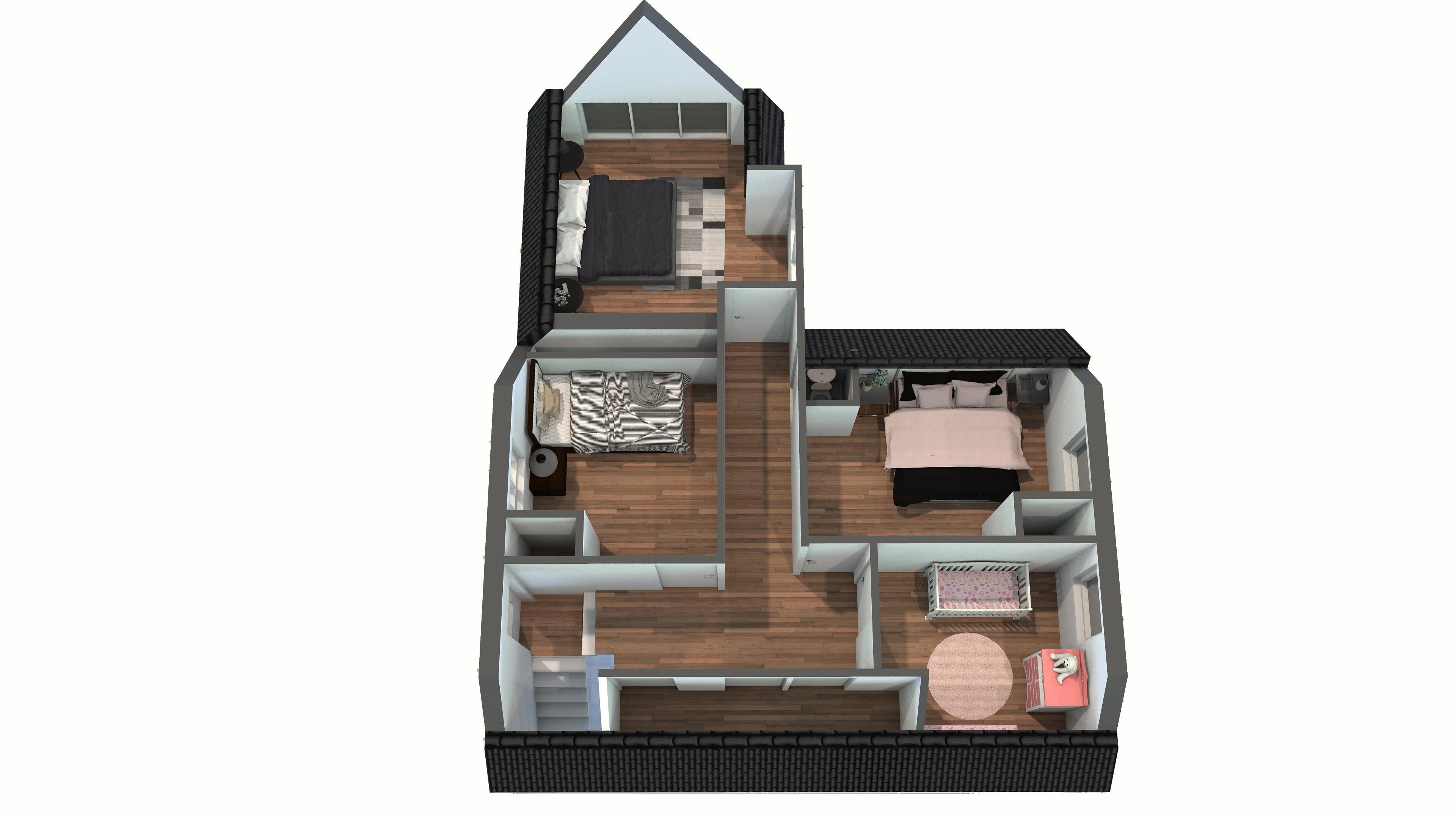 Plattegrond Appartement De Belamy Amsterdam Semora