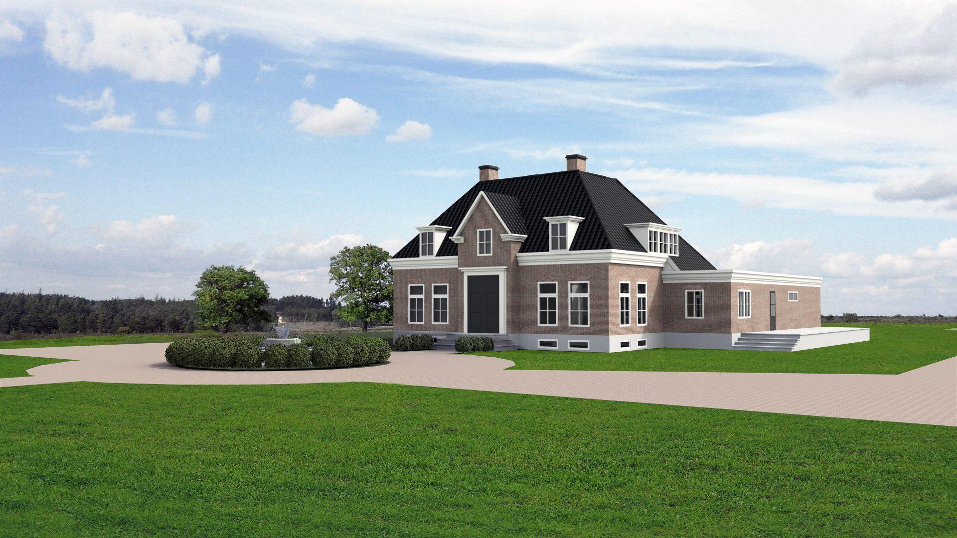 Landhuis Hoogeveen